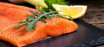 foods high in calcium salmon